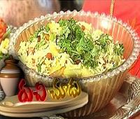 Aloo Bath,Beerakaya Mushroom Curry | Ruchi Chudu 24th Sep