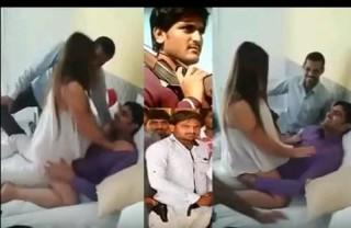Hardik Patel's Leaked Group Sex Video