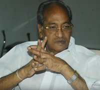 Edida Nageswara Rao is no more   AV video