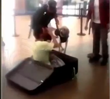 Man caught travelling inside suitcase at Peruvian Airport