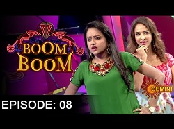 Lakshmi Manchu's Boom Boom E8 – 11th Oct with Suma