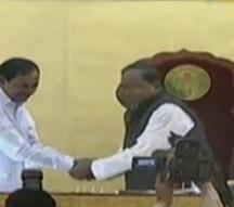 Nethi Vidya Sagar elected unanimously as Dy-Chairman of TS Legislative Council
