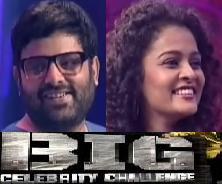 BIG Celebrity Challenge E7 – 10th Oct with Sonia, Krishnudu
