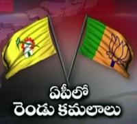 Groupism in AP BJP