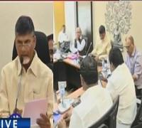 CM Chandrababu Naidu Press Meet | AP Cabinet takes Key Decisions