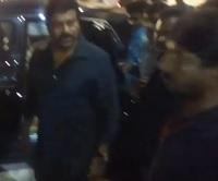 Megastar Chiranjeevi shouting Pawan Fans..After Bruce Lee Audio Launch