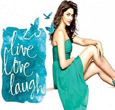 Star Heroine Starts 'Live Love Laugh'