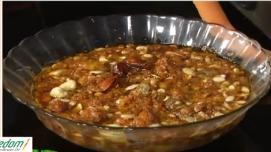 Maa Voori Vanta 2 E 305 : Dry Fruits Halwa   Stuffed Sweet Corn Poori   Agakarakay Curry