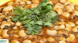 Maa Voori Vanta 2 E 300 : Alasandala Capsicum Curry, Babycorn Fingers, Egg Frankie