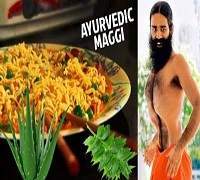 Now, Healthy Patanjali Maggi from Baba
