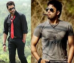 Nara Rohith in Sree Keerthi Films