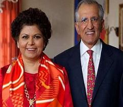NRI Couple Donates 650 Cr To American University