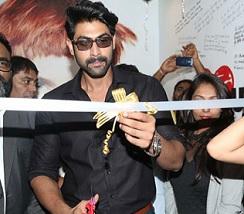 Rana Launches Toni and Guy Salon Photos