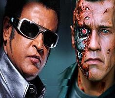 Will It Be Chitti Vs Terminator?