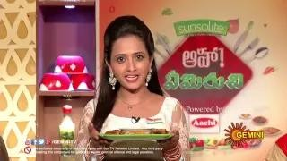 Aha Emi Ruchi – Cookery Show – 2nd Oct Thiranga Sandwich