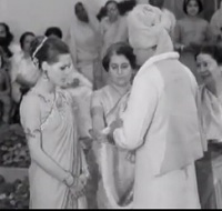 Wedding of Sonia Gandhi with Rajiv Gandhi …! – Exclusive Video