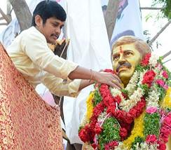 Srihari Statue Inauguration Photos