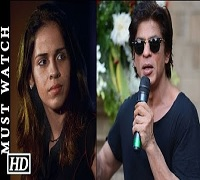 SRK's Must Watch Comment on Saina Nehwal