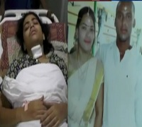 Dowry harassment – Husband slits wife's throat in Nellore