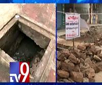 GVMC respond over open drains in Vizag