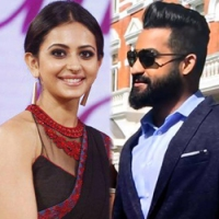 Rakul Doing It First Time For NTR