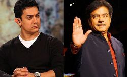 Shatrughan Sinha disapproves of Aamir's remark on intolerance