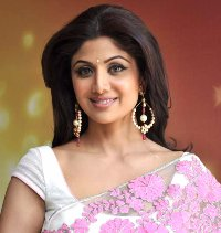 Shilpa Shetty throws a party !