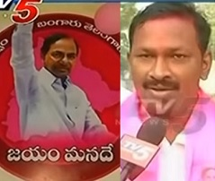 Warangal MP Pasunuri Dayakar Face To Face