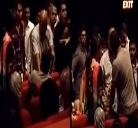 Family kicked out of theatre for insulting National Anthem