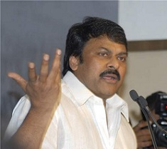 Chiranjeevi Angry With Promotions!