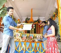 Sitara Entertainments Naga Chaitanya Movie Opening Photos