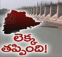 New Twist In Telangana Irrigation Project Redesign