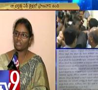 My husband have life threat in AP jails – Gangi Reddy Wife