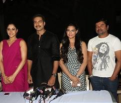 Soukhyam On the Sets Press Meet Photos