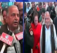 Jayaprada Son Wedding Celebrations | UP Ex CM Mulayam Singh Yadav Attends