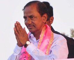 KCR vows to turn Hyderabad into truly global city