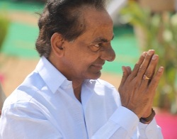 Now No One Can Stop Me: KCR