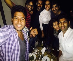 Pic Talk: Young Celebs Ring In Raashi's Birthday