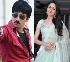 Kanche Girl gets call from Raviteja