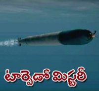 Unidentified torpedo found in Nellore Seashore
