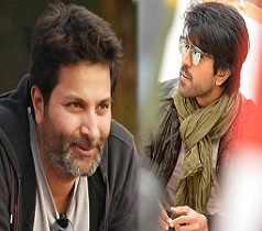 Charan And Trivikram Film: Combination Issue