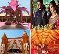 Baahubali like wedding for Kerala NRIs daughter – 55Cr