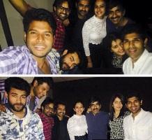 Rashi Khanna Birthday With Stars!