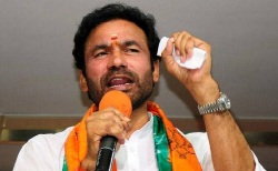 BJP Reddy Busy With 'Land Settlements' In Hyd!