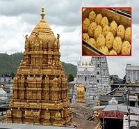 Adulterated Ghee in Tirumala laddus ?