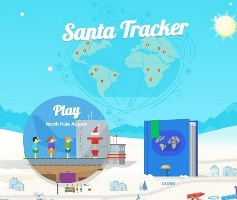 Google, Microsoft launch 'Santa trackers' for kids