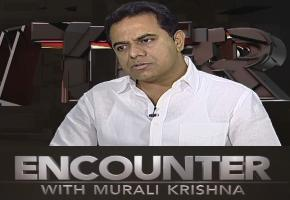 Murali Krishna Encounter with KTR