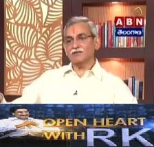 KV Chowdary, Central Vigilence Commissioner| Open Heart With RK – 10th Jan 2016