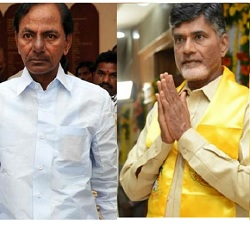 Dalits distancing from Naidu, KCR?