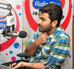 Sharwanand at Radio City Photos
